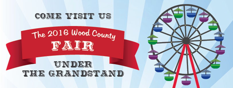 Visit Us at the Wood County Fair