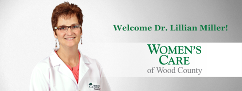 Please Welcome Dr. Lillian Miller