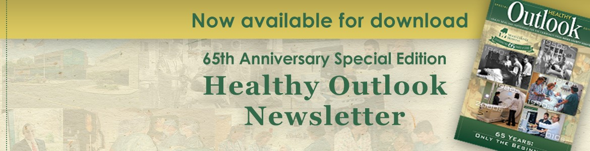 You can download the Healthy Outlook Newsletter